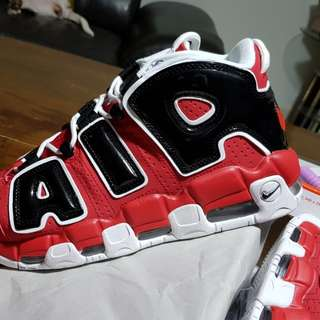 Selling this Nike More Air Uptempo