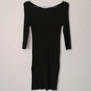 Bodycon Dress Rajut