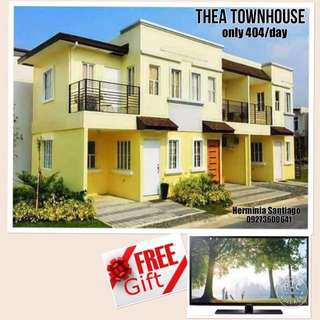3 bedroom 2 toilet and baths 1 garage townhouse
