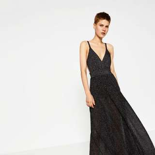 Zara limited edition dress