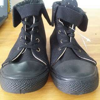 REPRICED! Edwin Black Shoes