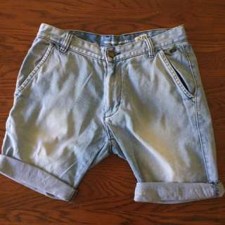 Men's industries shorts