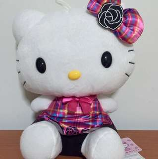 NWT. Hello Kitty in Flower Accented Dress