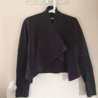 KOOKAI GENUINE LEATHER JACKET