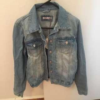 BNWT Denim Jacket Size L