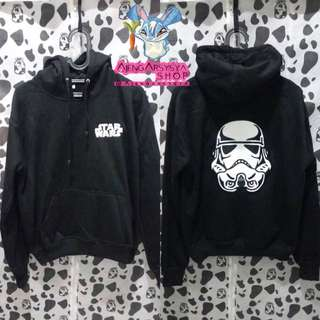 Jaket Zipper Star Wars