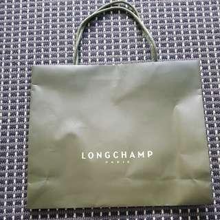 Longchamp shopping bag