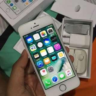 iphone 5S 16GB masih garansi iBox januari 2018 resmi