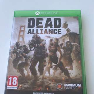 Dead Alliance - Xbox One game