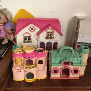 Take all doll house