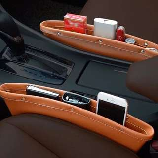 Console Compartment Pocket