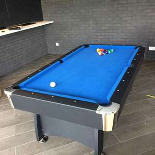 7ft Pool Snooker Table (MDF)