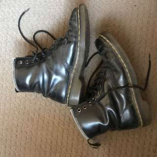 Old Doc Martens EU 39