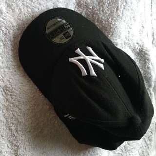 Black AUTHENTIC Cap