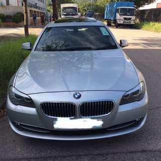 BMW 523i  11/2011