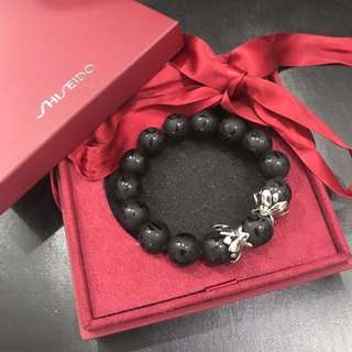 Bracelet With Lotus Flower