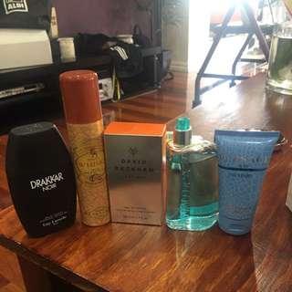 Men's Assorted Items