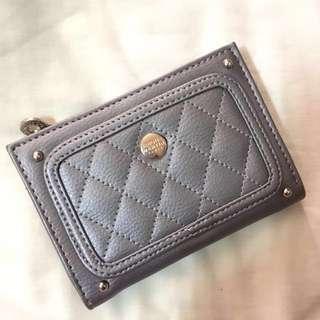Sophie Martin silver wallet