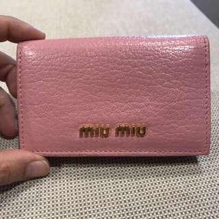Miu Miu Cardholder