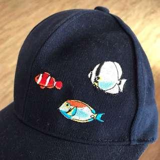 大葉髙島屋 魚魚帽子