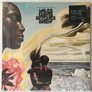 Miles Davis – Bitches Brew (2 x 180g Vinyl LP)