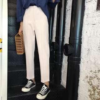 三色 顯示 西裝 長褲