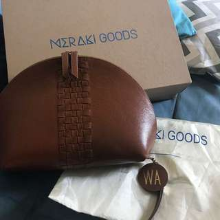 Meraki Clutch Halvo Bag