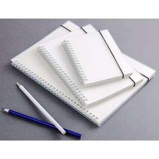 Muji Styled Notebook *PRE-ORDER*