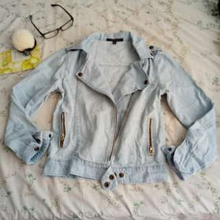 Lookboutiquestore Denim Jacket