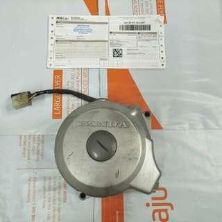 cover enjin ex5 dan coil magnet