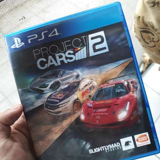 Project cars 2 for sale or swap