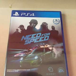 Need For Speed (Ghost)