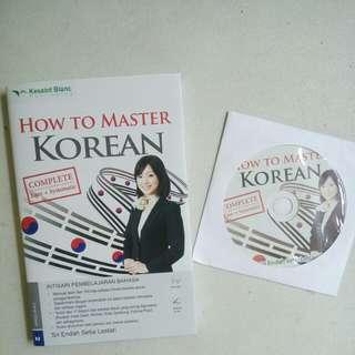 Buku Bahasa Korea Level 2