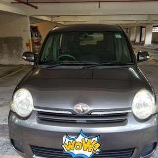 豐田Sienta 7人車(減價)