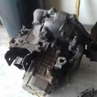Gear Box WIRA 1.5 MANUAL