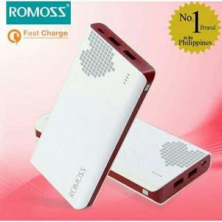 100% Authentic Romoss Pixel Heart Powerbank 20,000 mAh