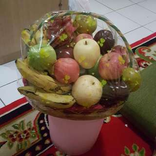 Parcel Buah By Request