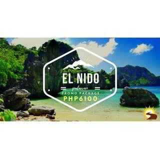 PROMO EL NIDO PALAWAN TOUR PACKAGE