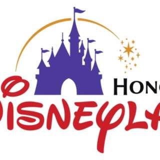 迪士尼9月29號4點後入場門票2張