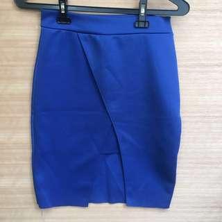rok biru elektrik