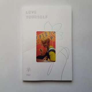 [WTS] BTS 'LOVE YOURSELF 承' PC pending