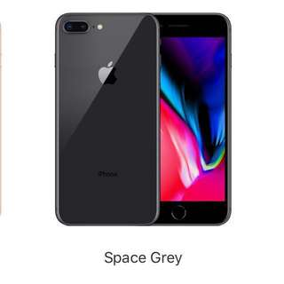 Sealed New retailed Iphone 8/8 plus
