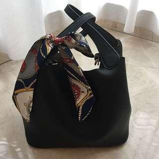 Black Mini Bag Hermes Lookalike