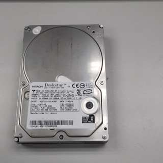 HITACHI HARD DISK SATA 160 GB 電腦硬碟