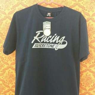 T-Shirt Racing Silverstone 🆕 Sale