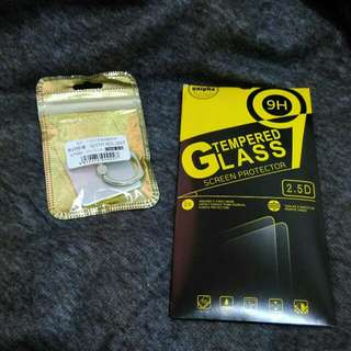 Tempered Glass (Redmi Note 5.5inch)