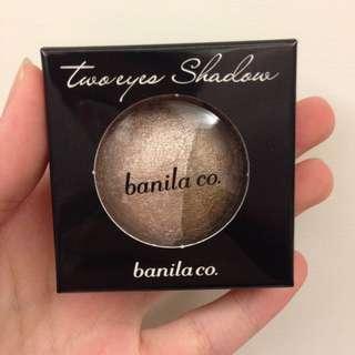 Banila co雙色眼影