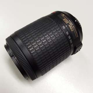 Nikon 55-200mm AF-S DX VR