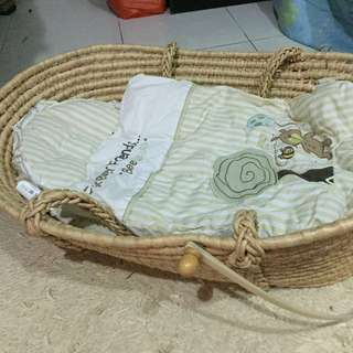 Baby Mosses Basket  #Take10off
