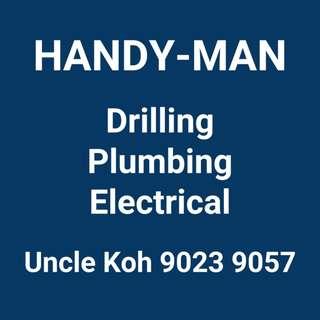 Uncle Koh Handyman Service